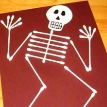 Carte Squelette