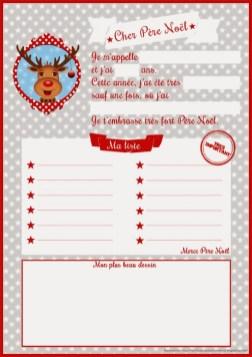 diy lettre Père Noël à imprimer6