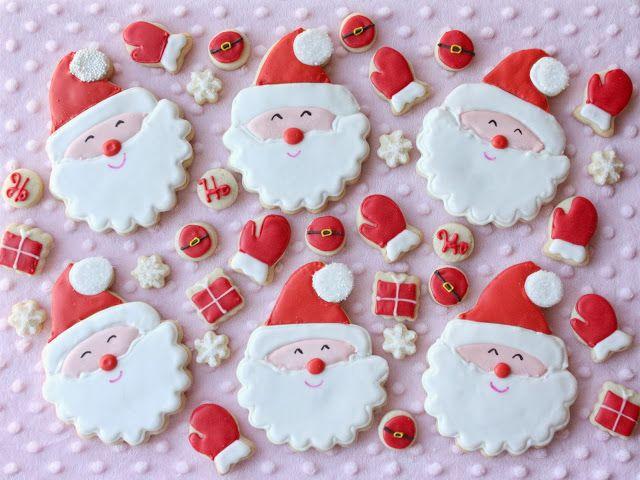 diy Xmas cooking Santa Claus15