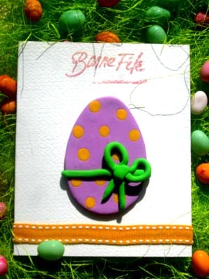diy carterie Pâques