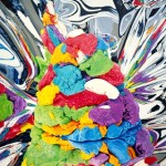 Play-Doh, Huile sur toile Jeff Koons