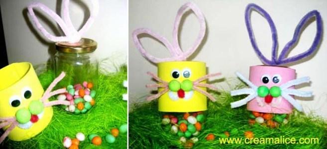 diy déco lapin de Pâques
