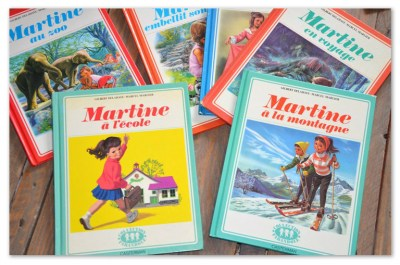 Collection-Livres-Vintage-Martine