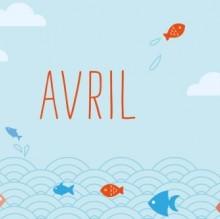 calendriers Avril à imprimer