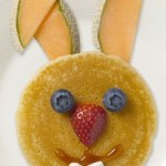 diy food art lapin Pâques