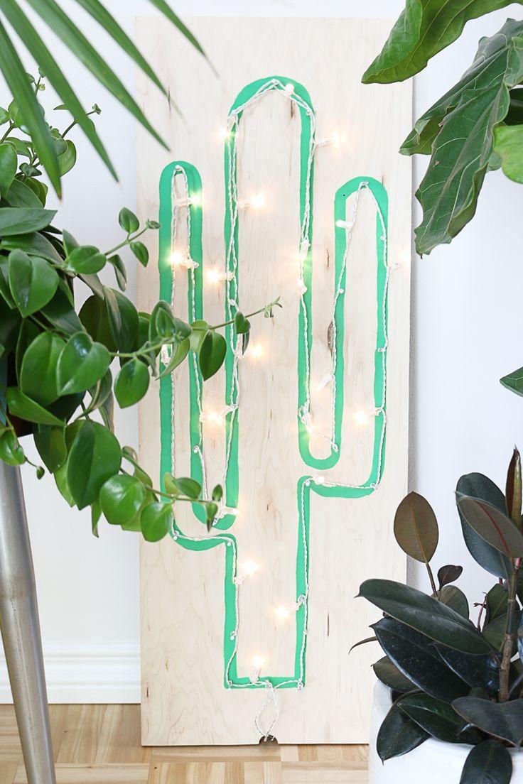 inspi diy cactus cr amalice. Black Bedroom Furniture Sets. Home Design Ideas