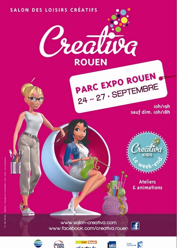 Salon-Creativa-Rouen