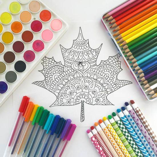 diy-printable-coloriage-feuille-automne1