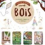 Mon nouveau livre sur le Bois pour les kids !