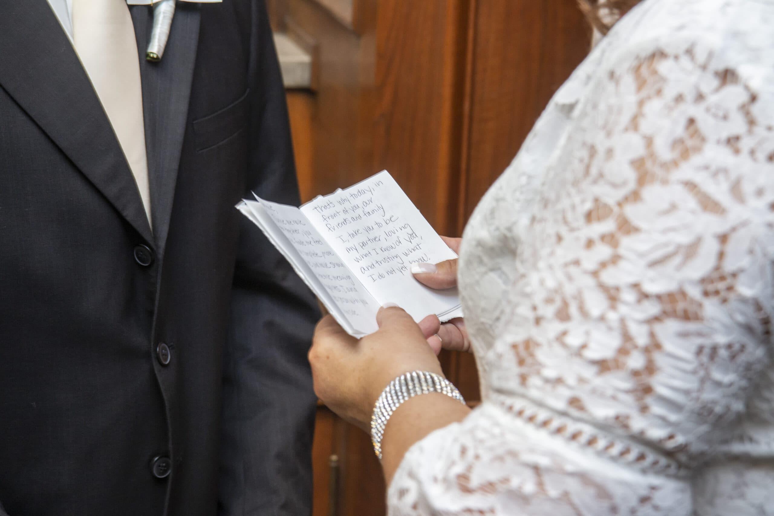 Documentary Courthouse Wedding Photography