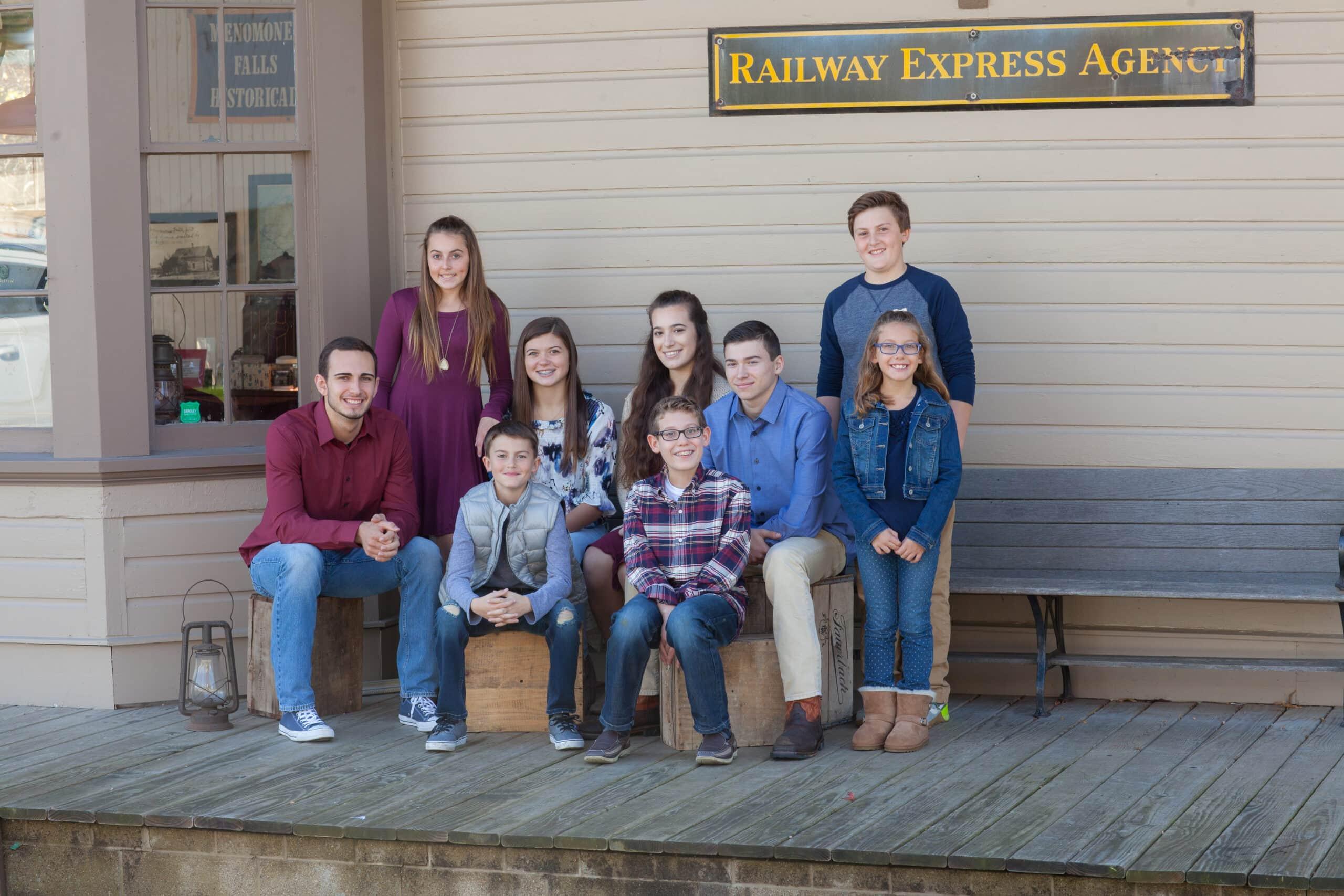Family Photographers in Milwaukee