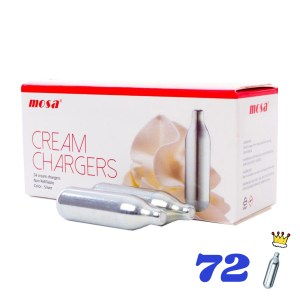 72CREAM KINGS CREAM CHARGERS