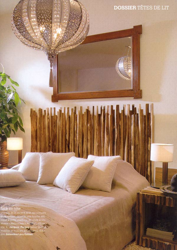 Statement Headboards