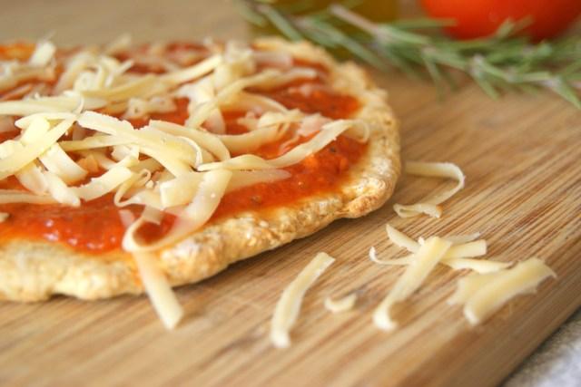 Pizzas Casera Receta Fácil Especial Para Congelar
