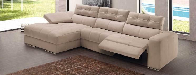 Elegant es un modelo de sofá relax de Divanistar