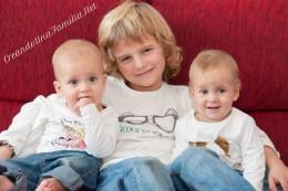 Los tres pichones