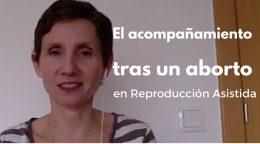 Acompanamiento tras aborto