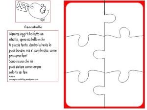 puzzle mamma fatto italiano