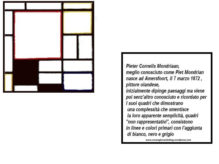 Mondrian da fare