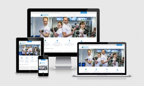 Website Fysiocentrum Ederveen