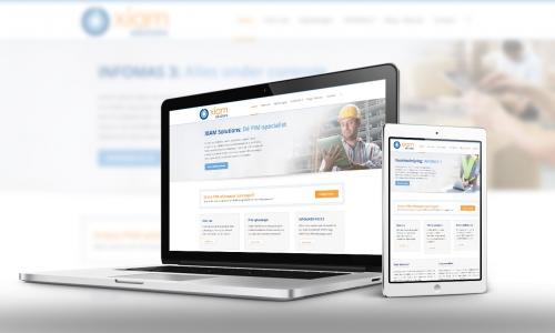 Website Xiam Solutions