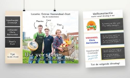 Markt Veenendaal-Oost