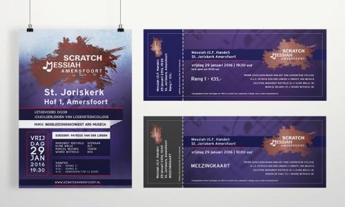 Project Scratch Messiah Amersfoort 2016