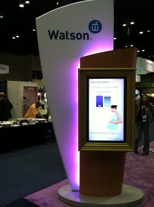 Watson Pharmaceuticals at ASRM 2011