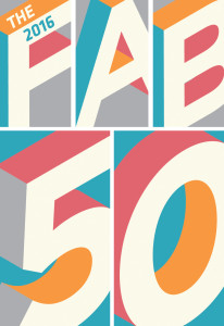 Event Marketer's 2016 Fab 50