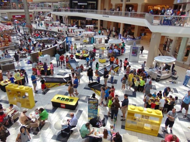 LEGO Americana Roadshow - Riverchase Galleria