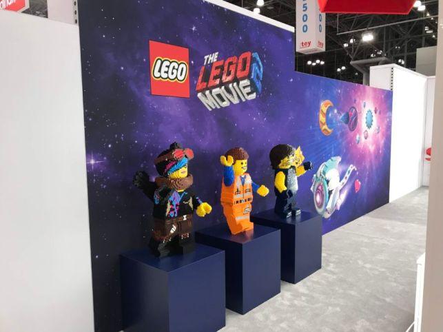 LEGO at Toy Fair 2019