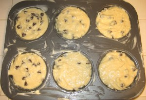 Steps-7-&-8---Add-The-Batter-To-The-Muffin-Tins