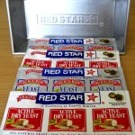Red Star Yeast Prize - Bread Loaf Pan & Yeast
