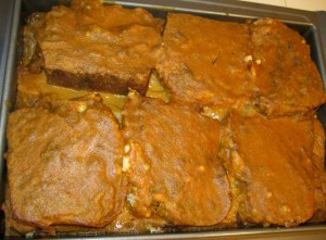Baked Pumpkin French Toast Caserole