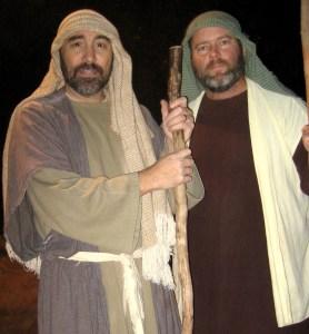 Back To Bethlehem - Shepherds
