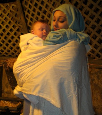 Mary & The Newborn