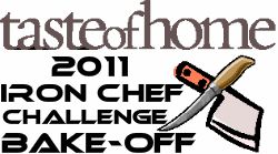 Iron Chef Challenge - Taste Of Home Bake Off