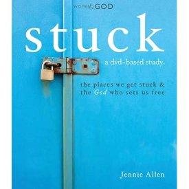 Stuck DVD-Based Study by Jennie Allen