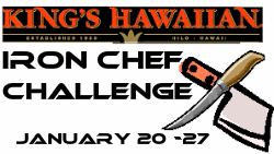 Ott A Kings Hawaiian Bread Iron Chef Challenge