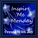 Projektbutton Blogaktion Inspire Me Monday von create-with-joy