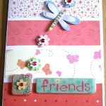 Use It Up Challenge - Friendship Card
