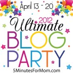 Ultimate Blog Party 250 x 250