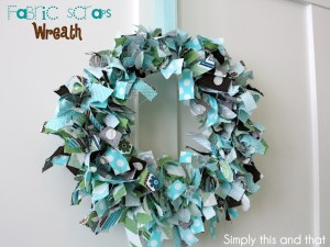 Simply This And That - Wreath