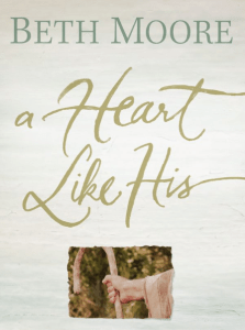 A Heart Like His - Beth Moore