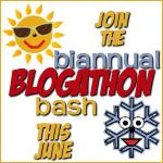 Biannual Blogathon Bash - June 2012