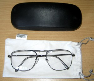 39 Dollar Glasses - Protective Pouch
