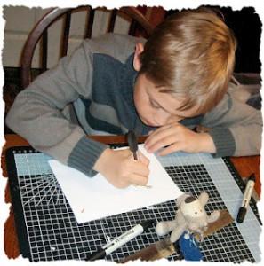 William at Lazy Cat Cards