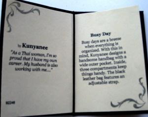 Kunyanee's Card