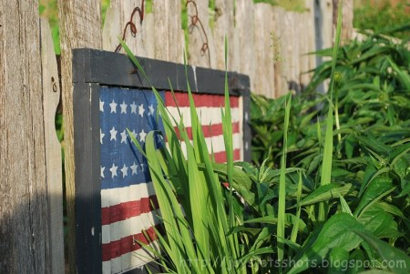 Shuttered Flag - JoysJotsShots