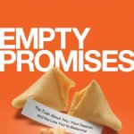 Empty Promises by Pete Wilson